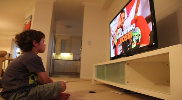 Tv or use an iphone however the debate is raging as to whether